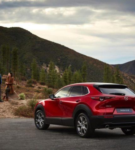 Новые автомобили Mazda-430x480