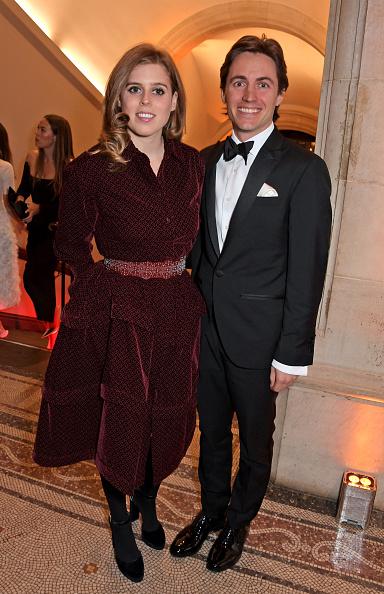 принцесса Беатрис и Эдоардо Моцци фото