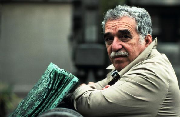 Габриэль Гарсиа Маркес фото