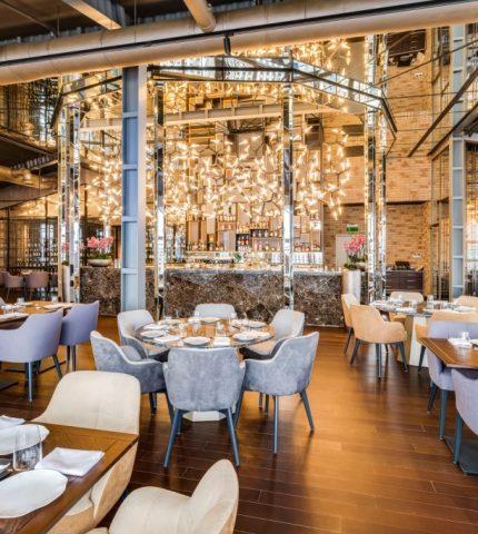 Новое место: Видовой паназиатский ресторан КАМА Unique Asia в отеле Riviera House-430x480