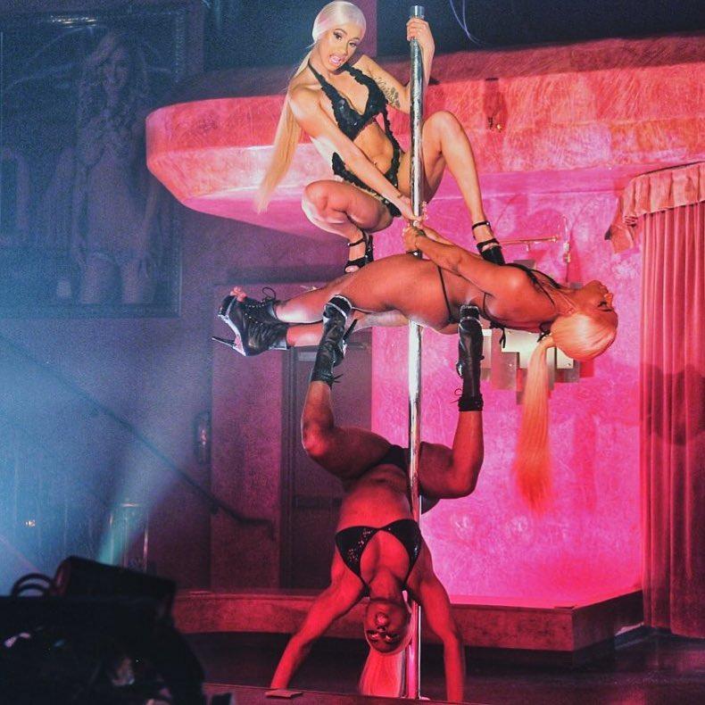 Cardi B и Дженнифер Лопес снимутся в роли стриптизерш-мошенниц-Фото 1
