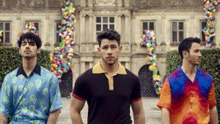 Воссоединившаяся группа Jonas Brothers представили новый клип на песню «Sucker»-320x180