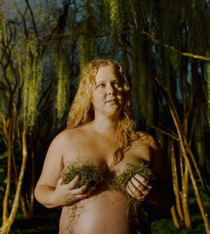 Эми Шумер рассказала о болезни мужа, своей беременности и менструации-430x480