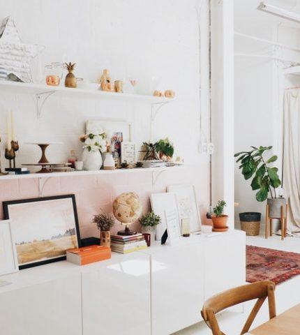 Как правильно организовать пространство во всей квартире и забыть о беспорядке-430x480