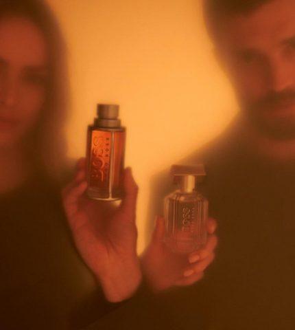 Поддаться соблазну: BOSS The Scent — ароматы, которые сближают-430x480