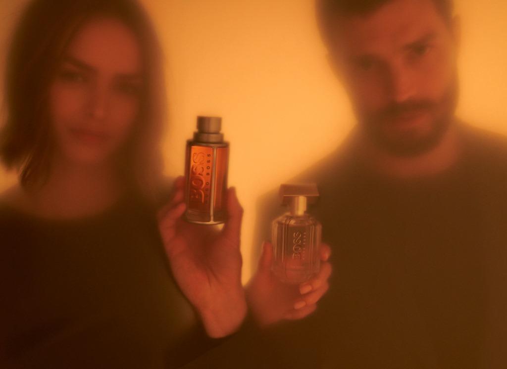 Поддаться соблазну: BOSS The Scent — ароматы, которые сближают