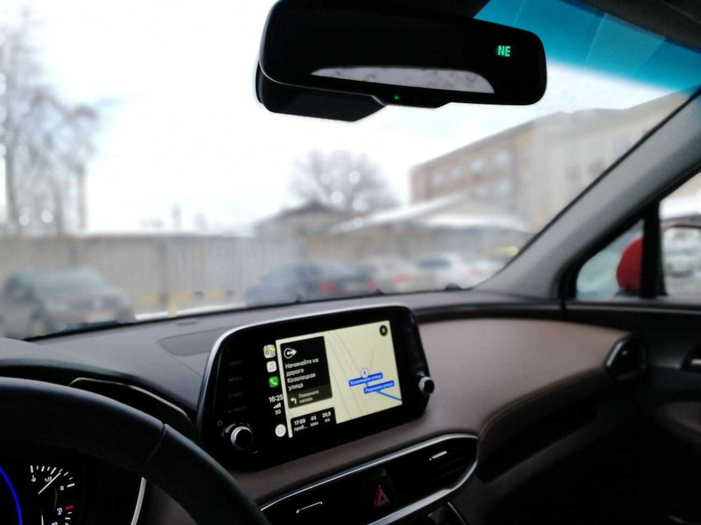 Кроссовер Hyundai Santa Fe-Фото 8
