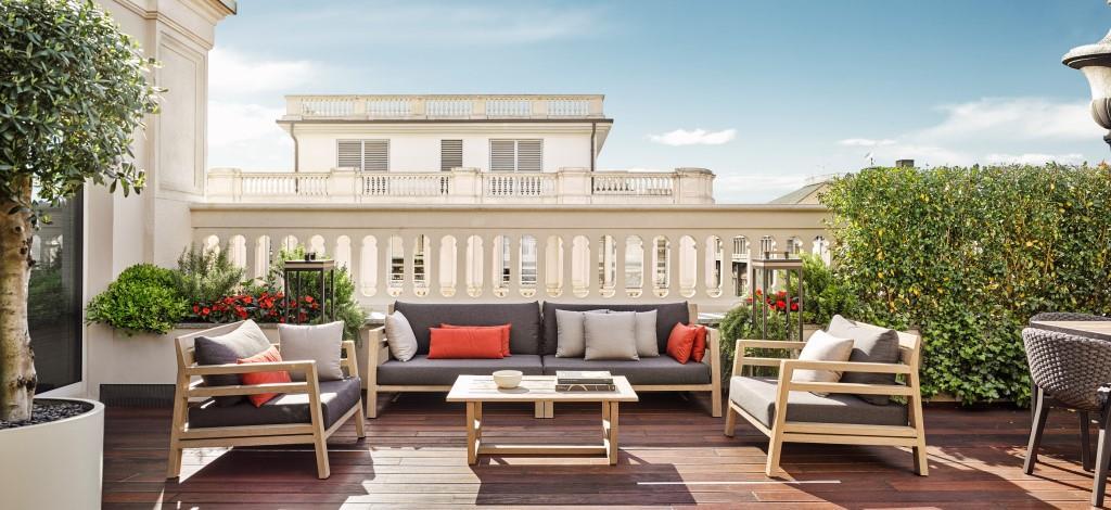 Новое место: пятизвездочный отель Park Hyatt в Милане-Фото 2
