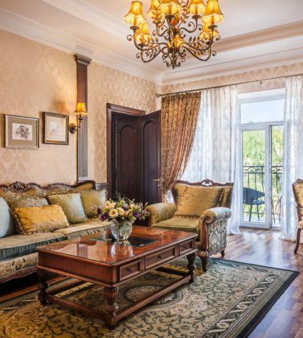Отдых для себя: Бутик-отель «Фредерик Коклен» в Одессе-430x480