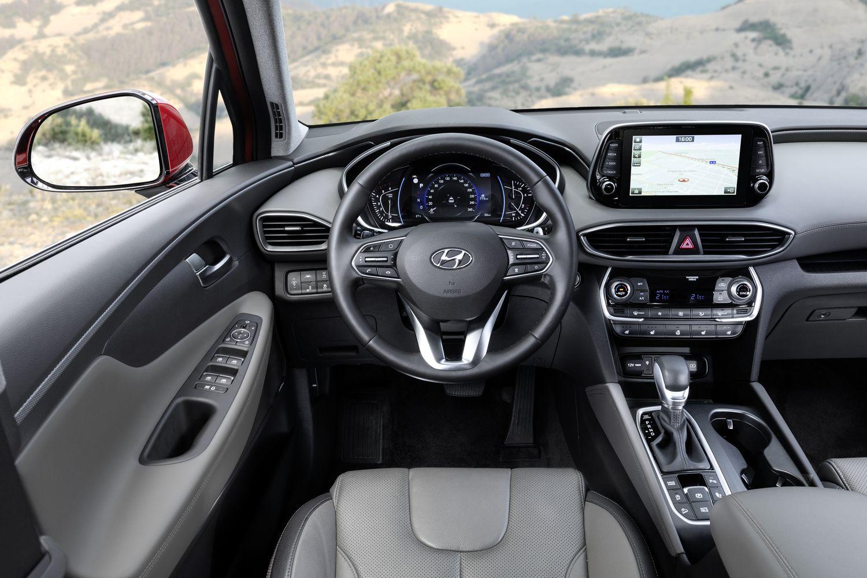 Кроссовер Hyundai Santa Fe-Фото 3