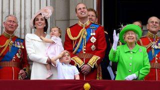 Стал известен список презентов, которые подарили королевской семье за 2018 год