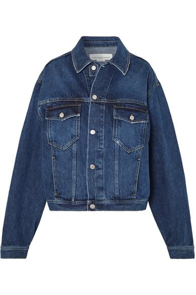 стильные джинсовые куртки GOLDEN GOOSE