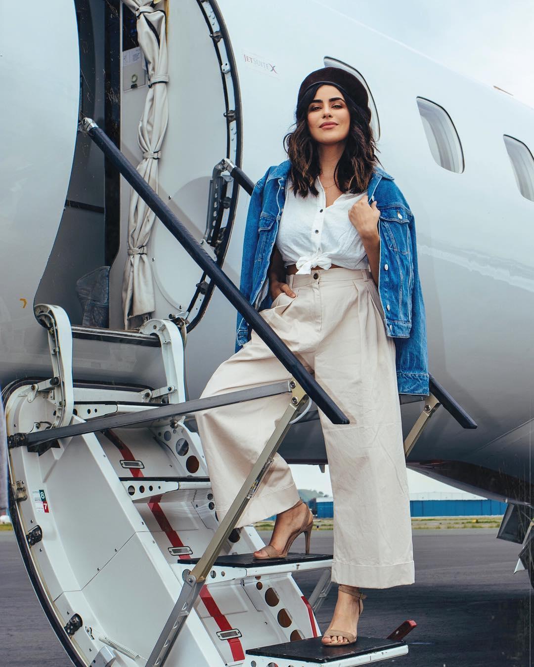 модные джинсовые куртки 2019 - фото 8
