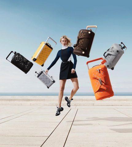Карли Клосс стала лицом новой рекламной кампании Louis Vuitton-430x480
