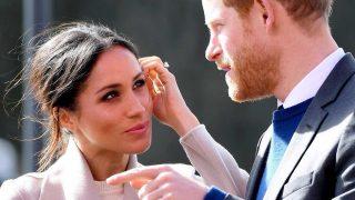 Меган Маркл и принц Гарри решили не рассказывать о рождении ребенка-320x180