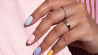 Instagram-тренд: разноцветные ногти-320x180