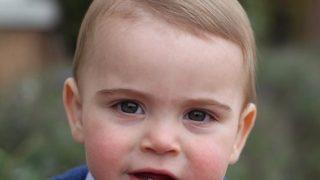 Кейт Миддлтон показала фото принца Луи-320x180