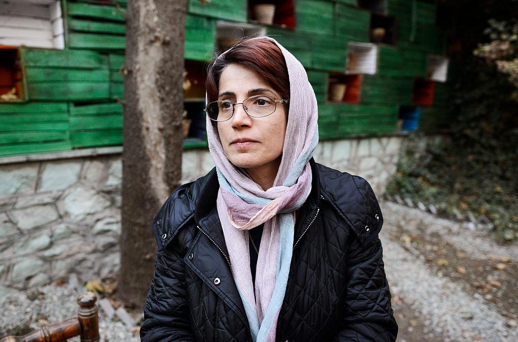 Освободите Насрин Сотуде: Marie Claire по всему миру призывают к справедливости-Фото 1