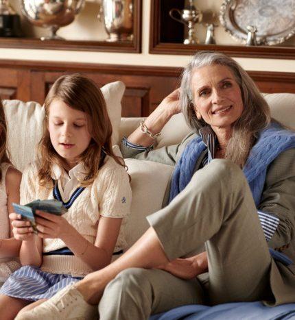 Polo Ralph Lauren представил рекламную кампанию, посвященную семье-430x480