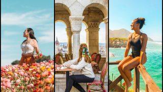 Порция вдохновения: Instagram-путешественницы, на которых стоит подписаться-320x180
