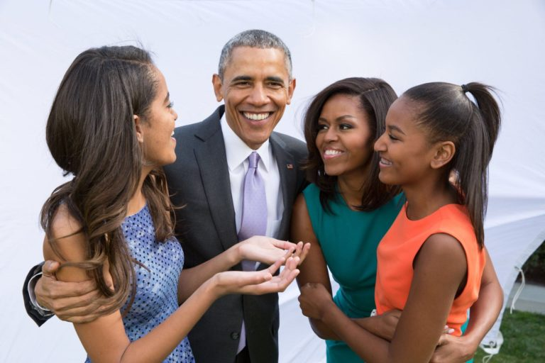 Как выглядит один день из жизни Мишель Обамы-Фото 4