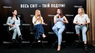 Как это было: Презентация бренда TRESemmé в Украине-320x180