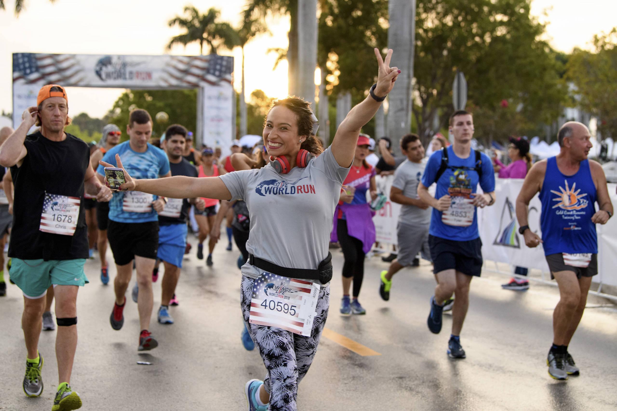 Что такое благотворительный забег Wings for Life World Run-Фото 1