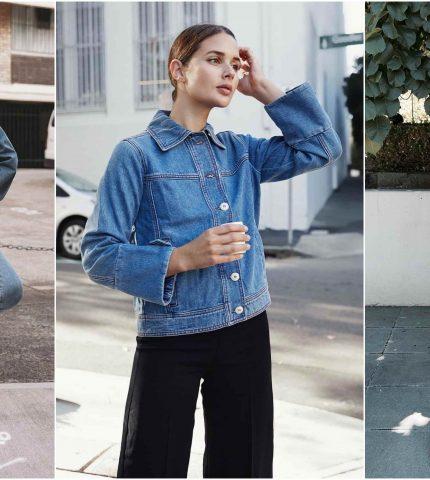 10 весенних образов с джинсовой курткой-430x480