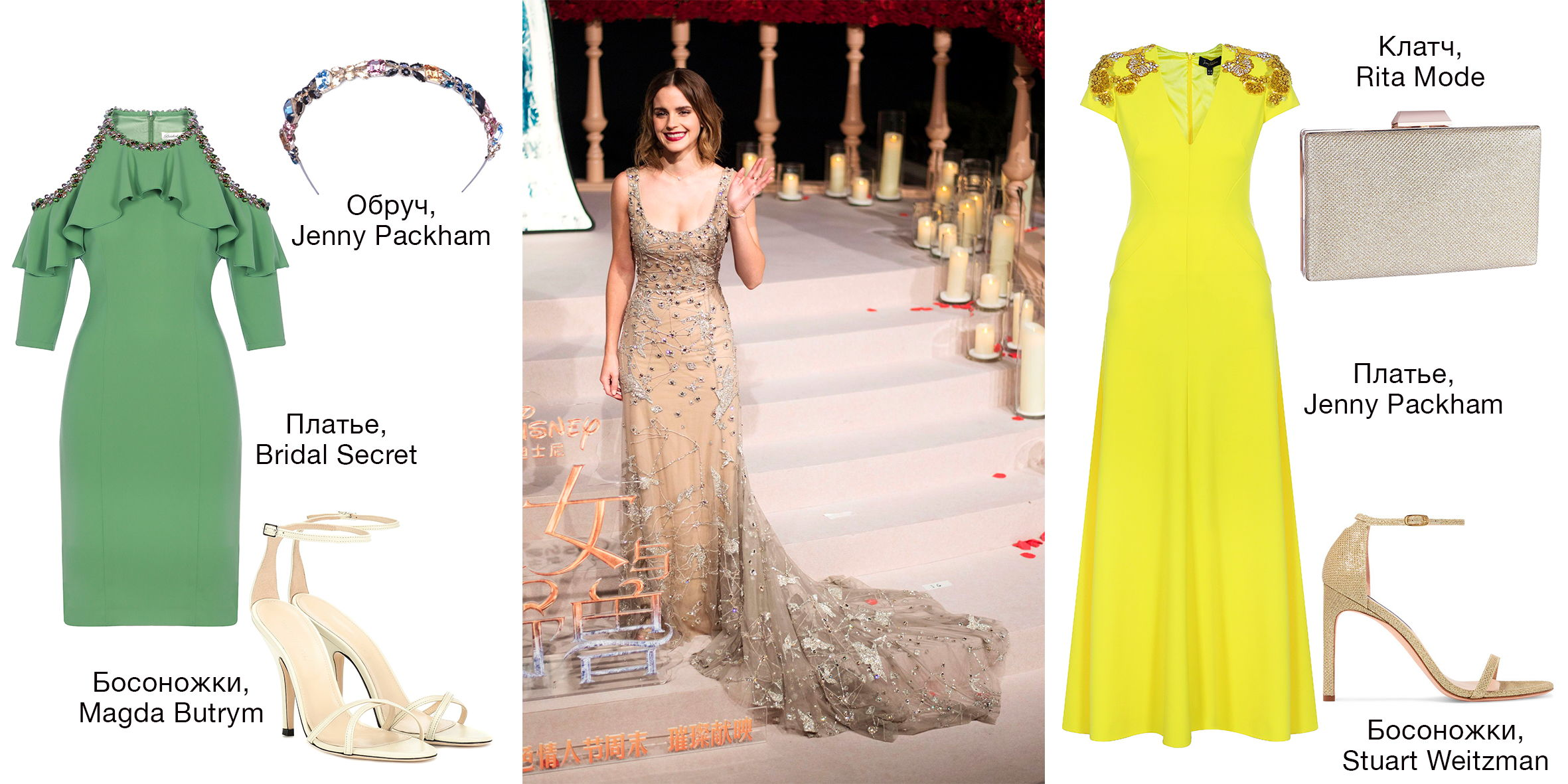 Как у звезд: выбираем идеальное платье на выпускной-Фото 3