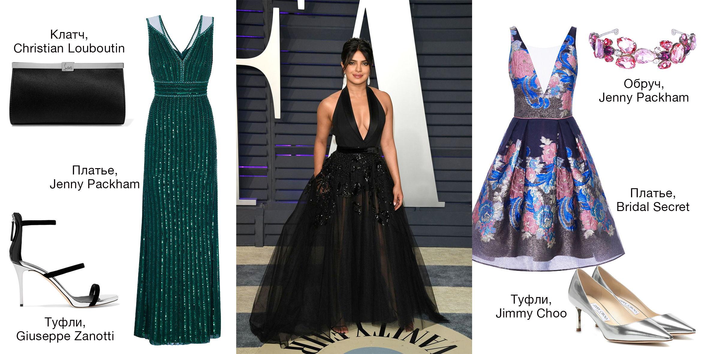 Как у звезд: выбираем идеальное платье на выпускной-Фото 1