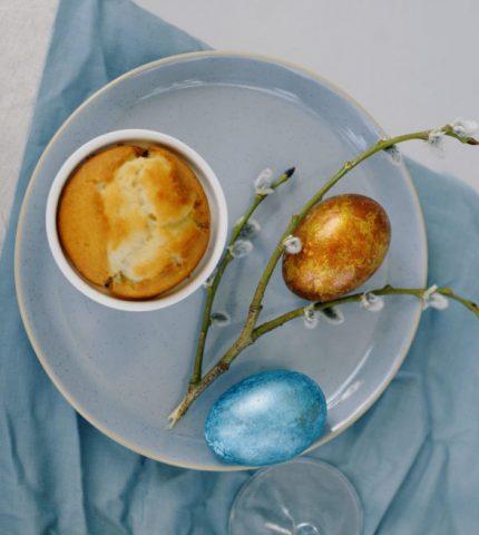 Пасхальный кекс, буженина с конфитюром и другие праздничные рецепты от Евгения Клопотенко-430x480