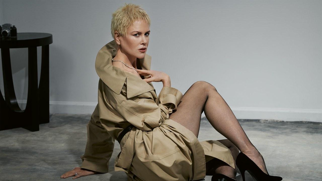 Как выглядит Николь Кидман с короткой стрижкой-Фото 1