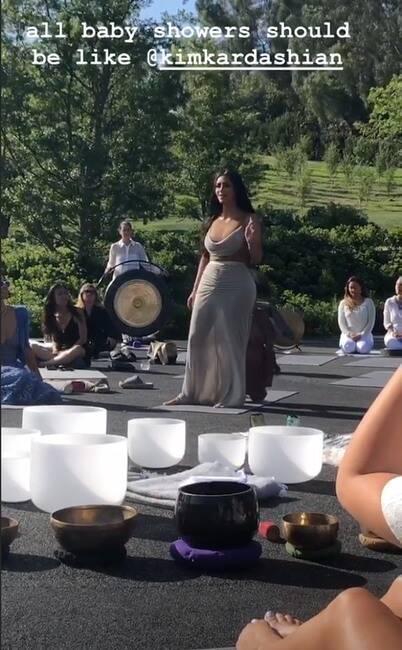 Ким Кардашьян устроила вечеринку с марихуаной в честь будущего малыша-Фото 2