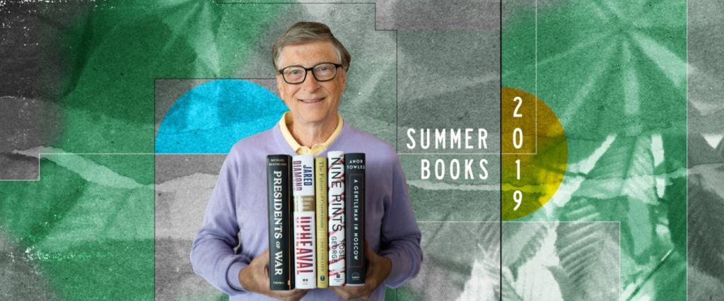 5 книг на лето по рекомендации Билла Гейтса-Фото 1