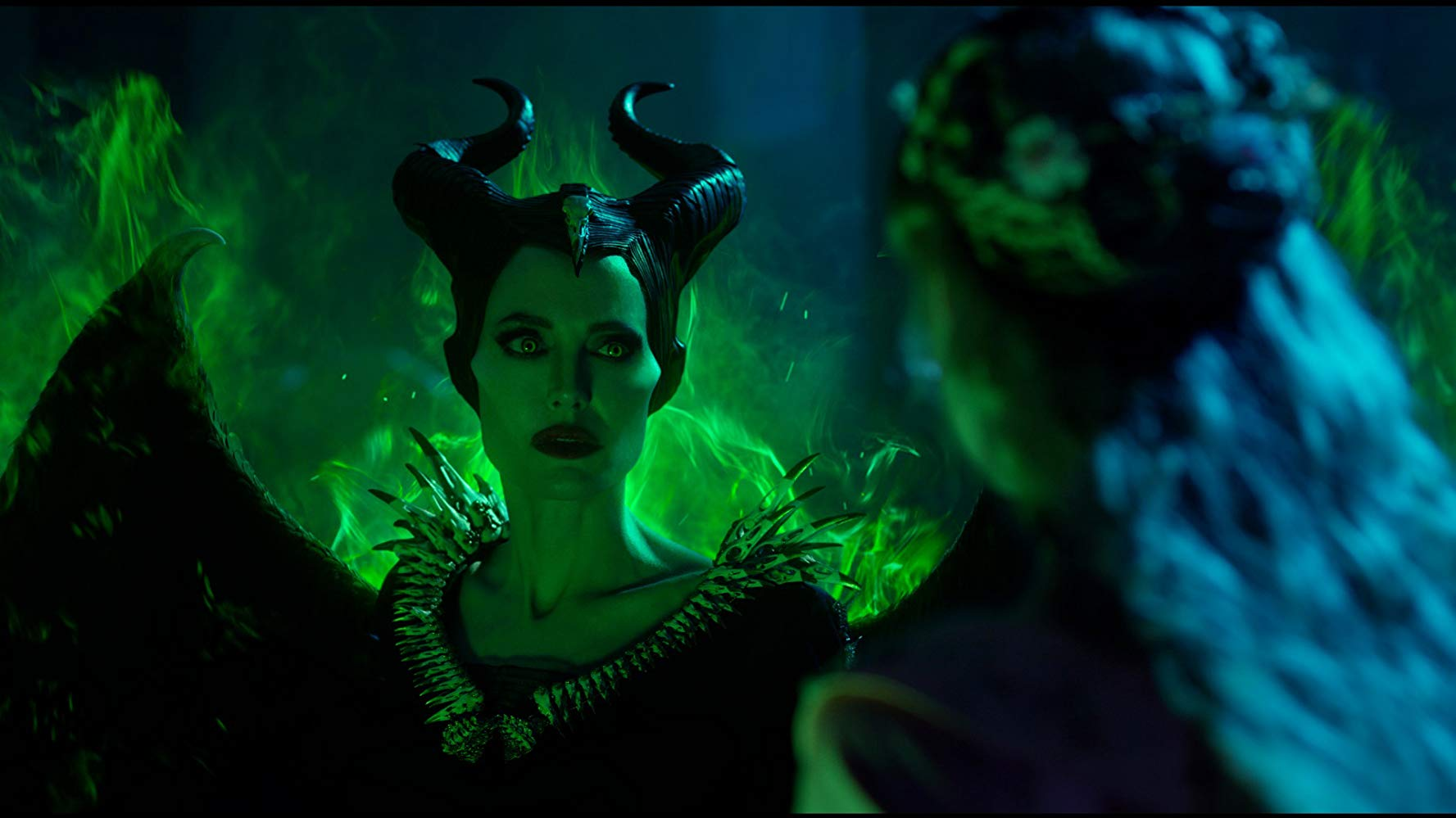 Анджелина Джоли в трейлере второй «Малефисенты»-Фото 1