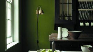 «Безопасный цвет»: модные зеленые оттенки в интерьере и не только-320x180