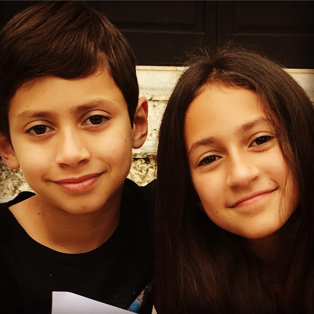 Марк и Эмма Лопес