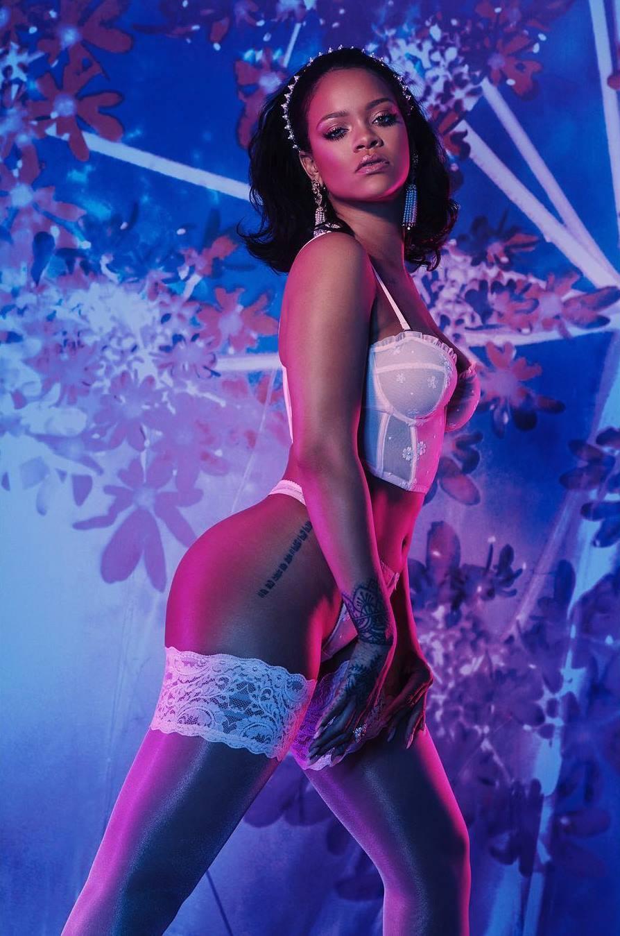 Рианна выпустила новую коллекцию белья Savage X Fenty-Фото 5