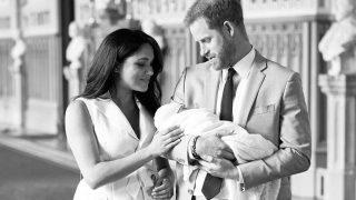 Как Меган Маркл и принц Гарри назвали ребенка-320x180