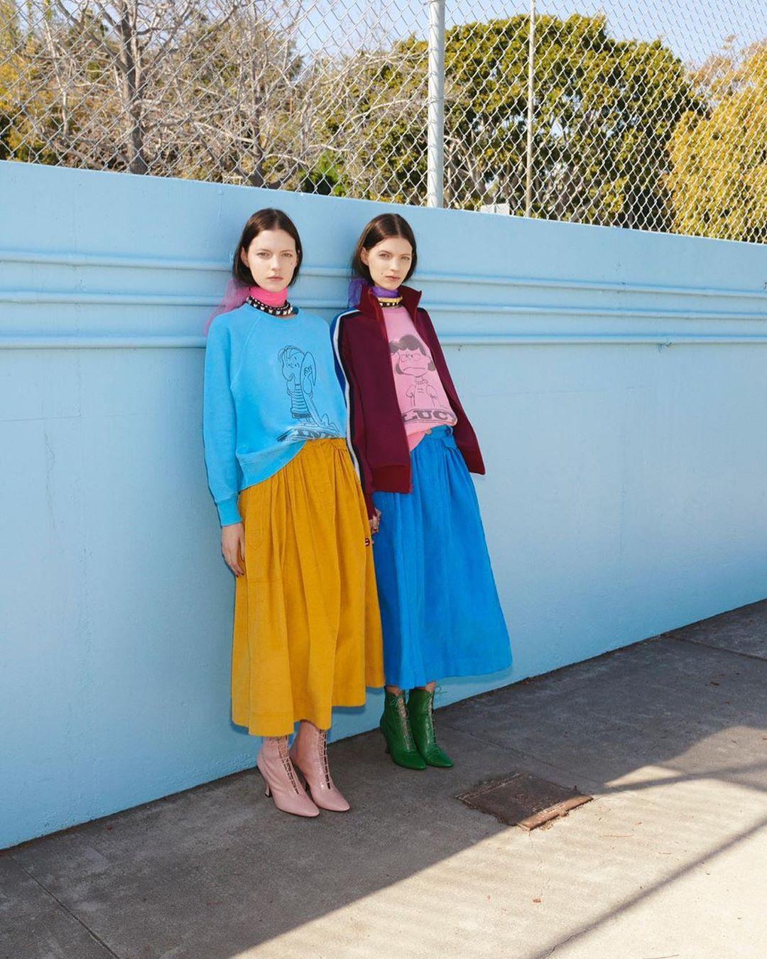 Марк Джейкобс запустил новый бренд одежды и аксессуаров-Фото 1