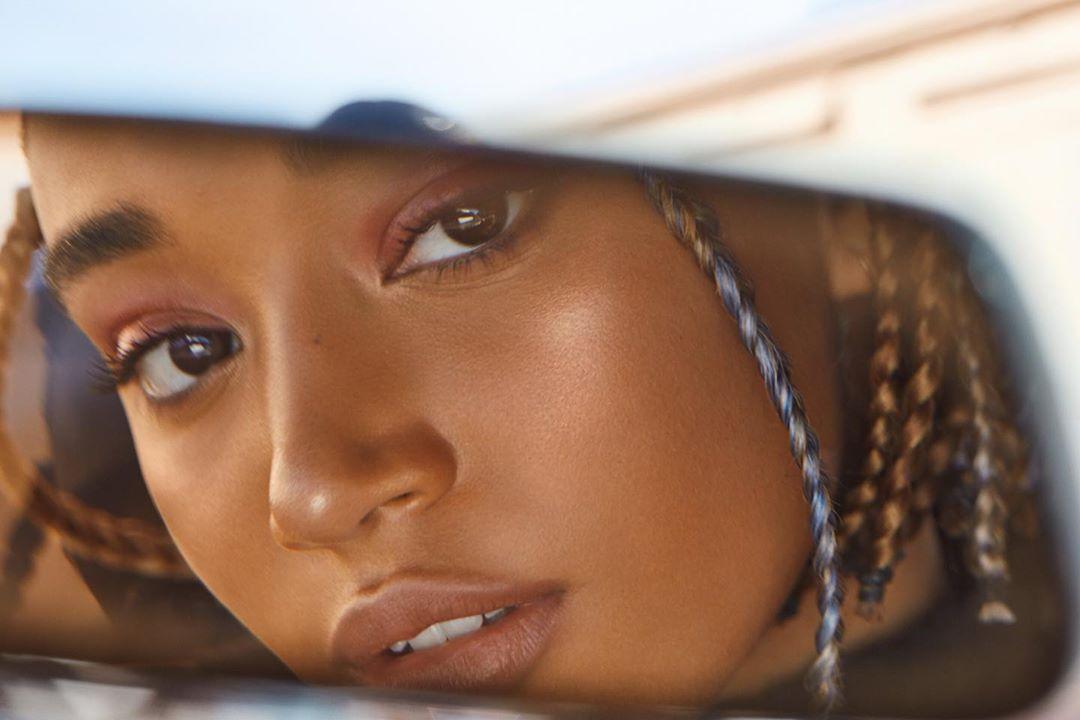 Амандла Стенберг стала первым амбассадором Fenty Beauty-Фото 1