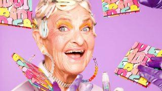 90-летняя блогер Бадди Винкл выпустила коллекцию косметики-320x180