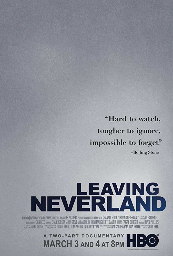документальный фильм покидая неверленд