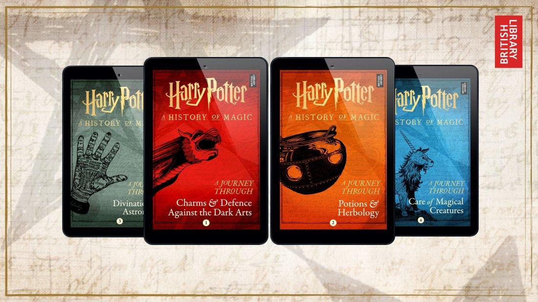 Джоан Роулинг выпустит четыре книги о волшебном мире Гарри Поттера-Фото 2
