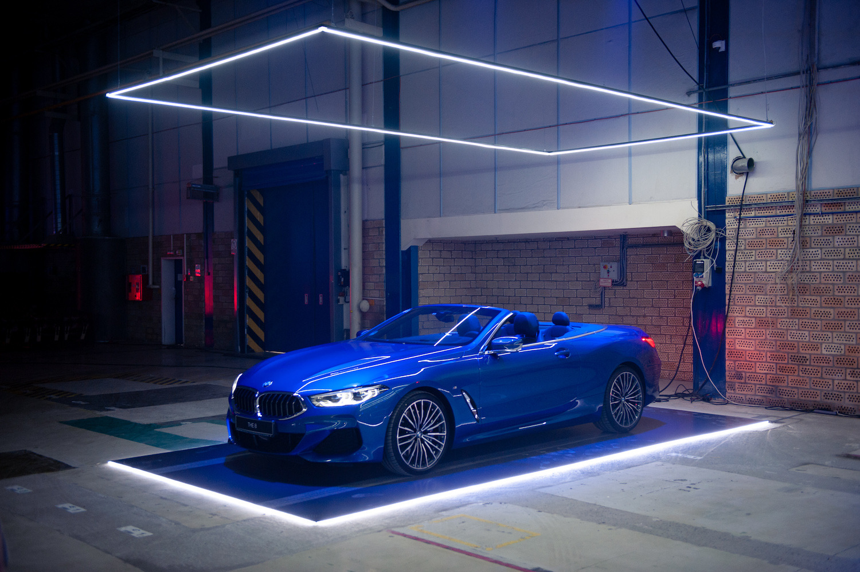 Как прошла презентация люксовых автомобилей BMW в Украине-Фото 7