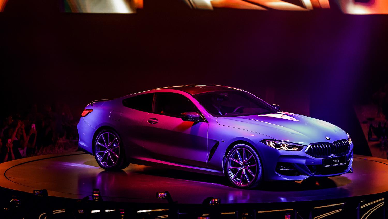 Как прошла презентация люксовых автомобилей BMW в Украине-Фото 8