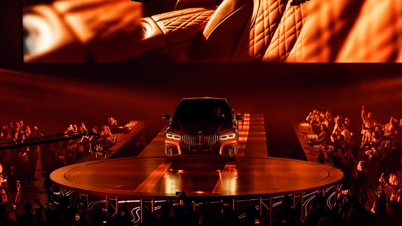 Как прошла презентация люксовых автомобилей BMW в Украине-Фото 6