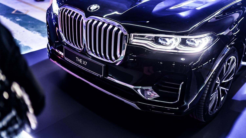 Как прошла презентация люксовых автомобилей BMW в Украине-Фото 4