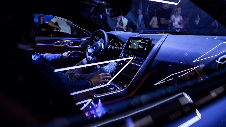 Как прошла презентация люксовых автомобилей BMW в Украине-Фото 9