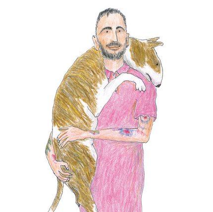 Иллюстрации Грейс Коддингтон о творчестве Марка Джейкобcа-430x480